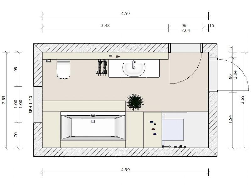 badplanung von b dermagie in berlin. Black Bedroom Furniture Sets. Home Design Ideas